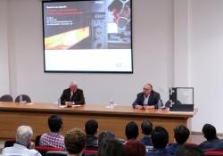 IPT recepciona delegações internacionais em seminário sobre incêndio